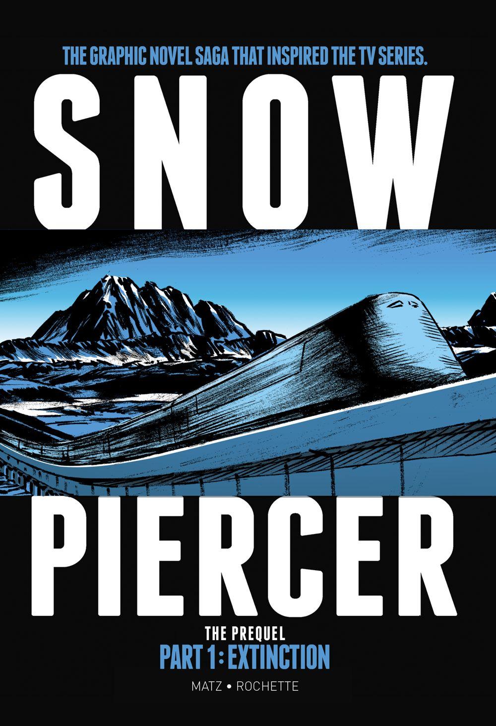Snowpiercer-cover ComicList Previews: SNOWPIERCER PREQUEL VOLUME 1 EXTINCTION GN