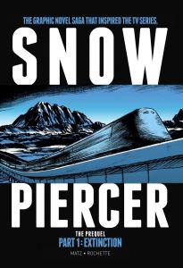 Snowpiercer-cover-205x300 ComicList Previews: SNOWPIERCER PREQUEL VOLUME 1 EXTINCTION GN