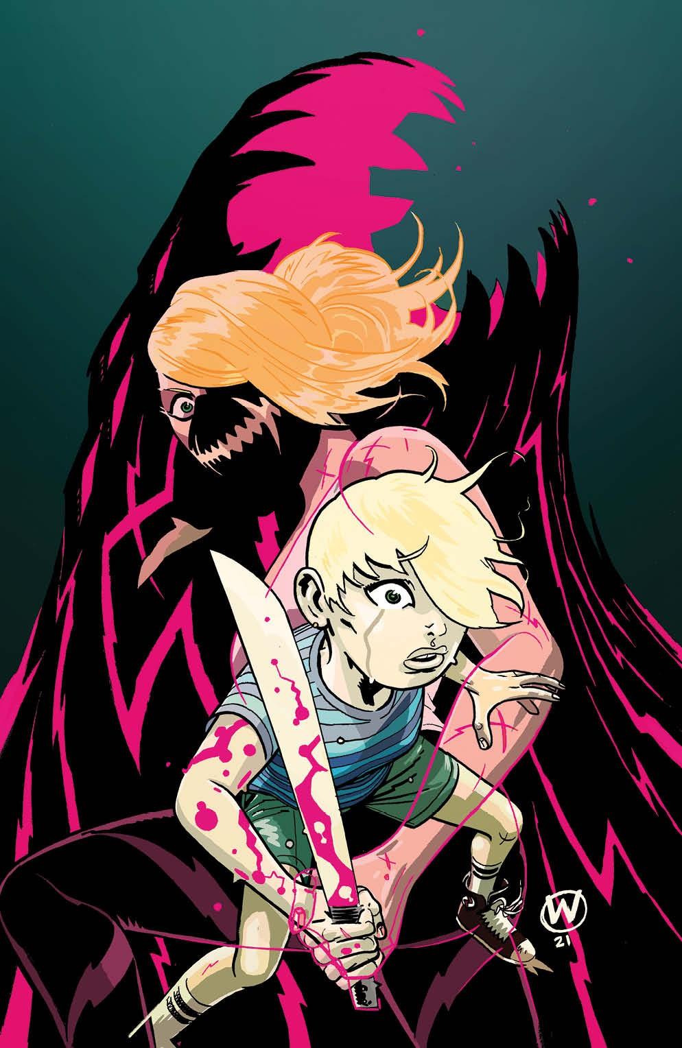 SomethingKillingChildren_018_Cover_B_Variant_Undressed ComicList Previews: SOMETHING IS KILLING THE CHILDREN #18