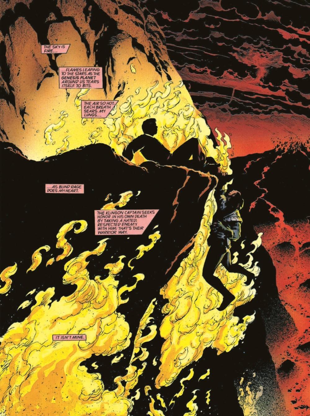 StarTrek_DebtofHonor-pr-4-1 ComicList Previews: STAR TREK DEBT OF HONOR CLASSIC EDITION GN