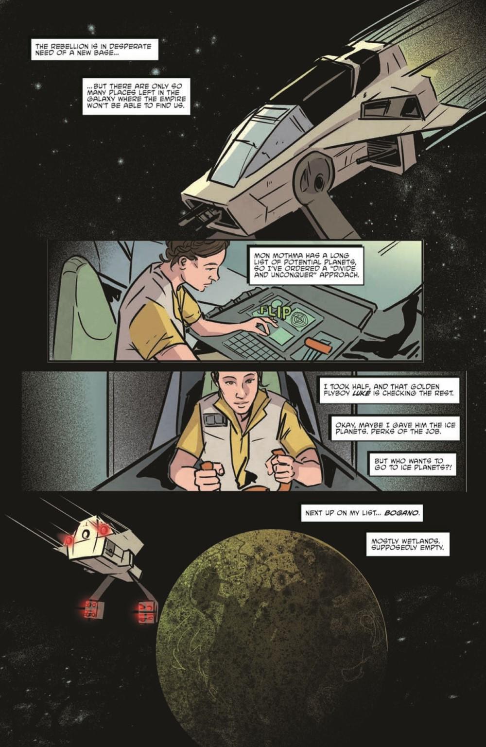 StarWarsAdv07-pr-3 ComicList Previews: STAR WARS ADVENTURES VOLUME 2 #7