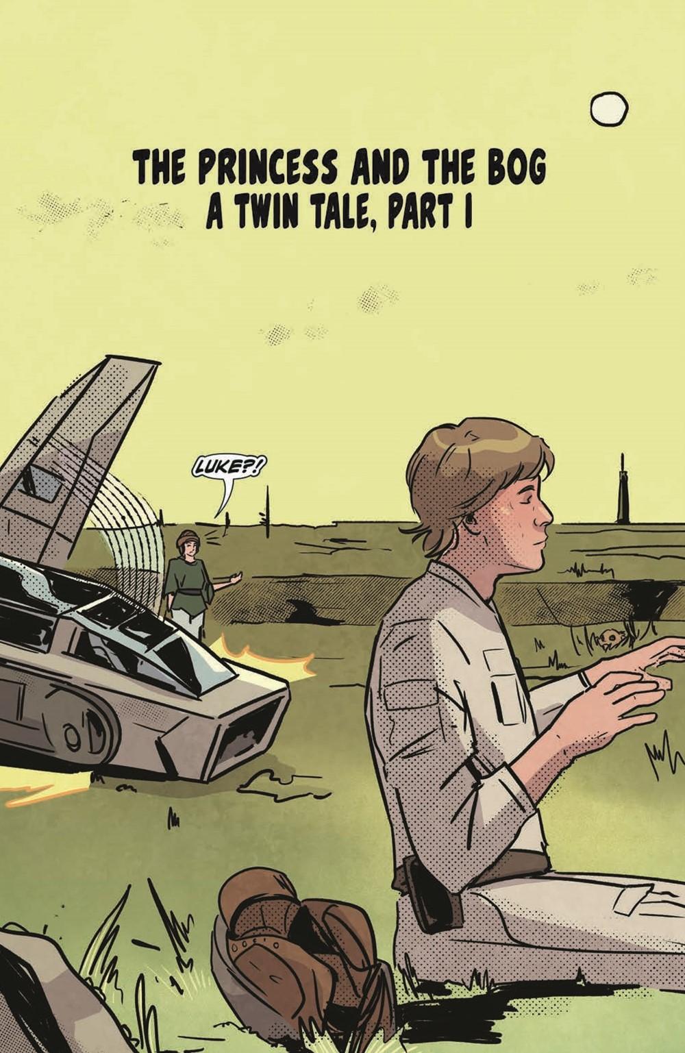 StarWarsAdv07-pr-5 ComicList Previews: STAR WARS ADVENTURES VOLUME 2 #7