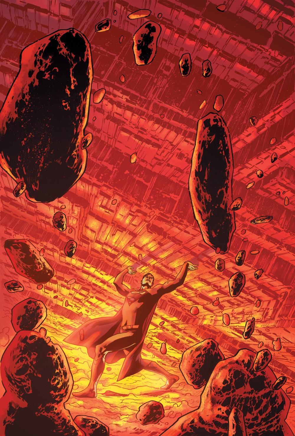Superman78_Hitch-VAR-CVR_NO-TRADE-DRESS DC Comics October 2021 Solicitations