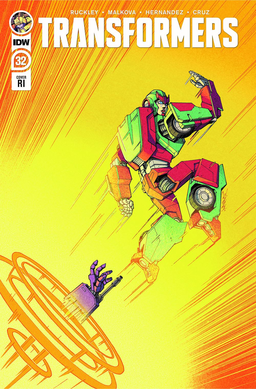TF32-cvr-RI ComicList Previews: TRANSFORMERS #32