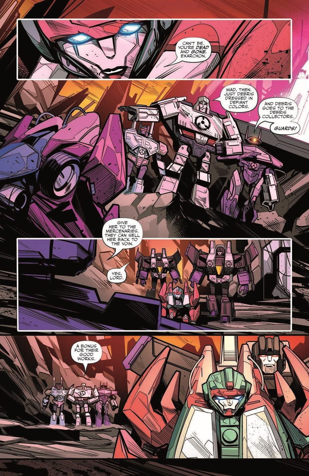 TF32-pr-4 ComicList Previews: TRANSFORMERS #32