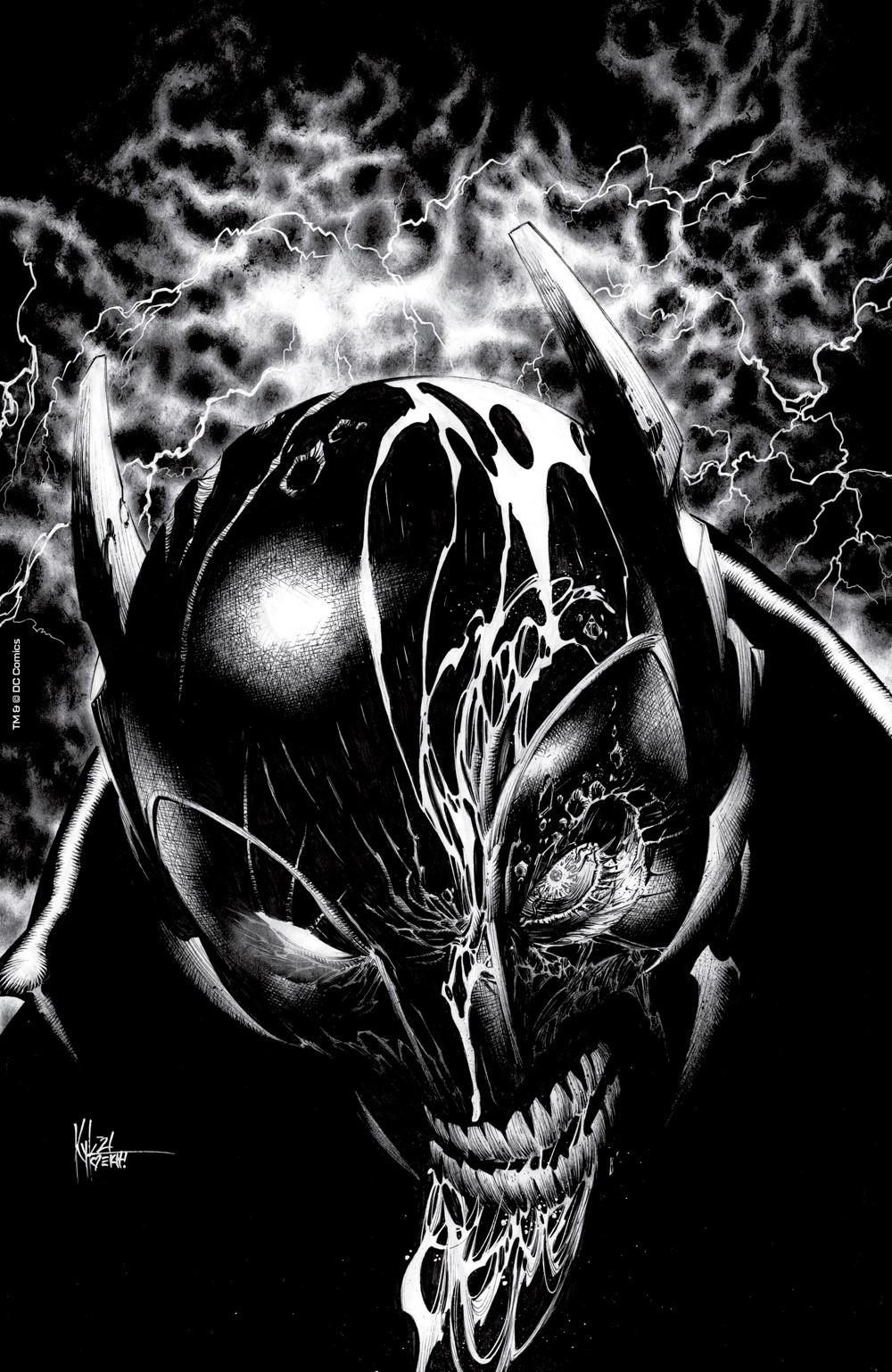 TFZ_Cv1_1in100_MONOFOIL_var_00161 DC Comics October 2021 Solicitations