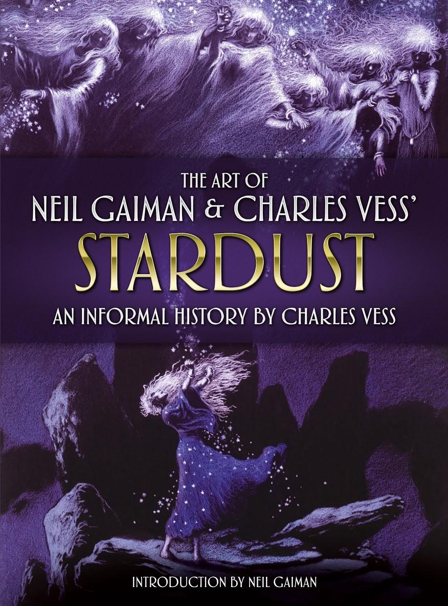 THE-ART-OF-NEIL-GAIMAN-CHARLES-VESS-STARDUST Titan Comics October 2021 Solicitations