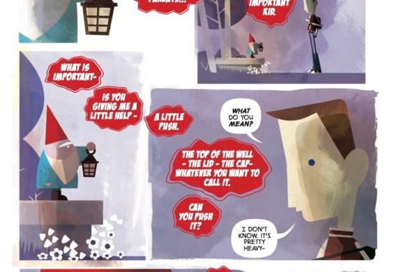 THE-JUNCTION_Page-21 Titan Comics announces Norm Konyu's graphic novel THE JUNCTION