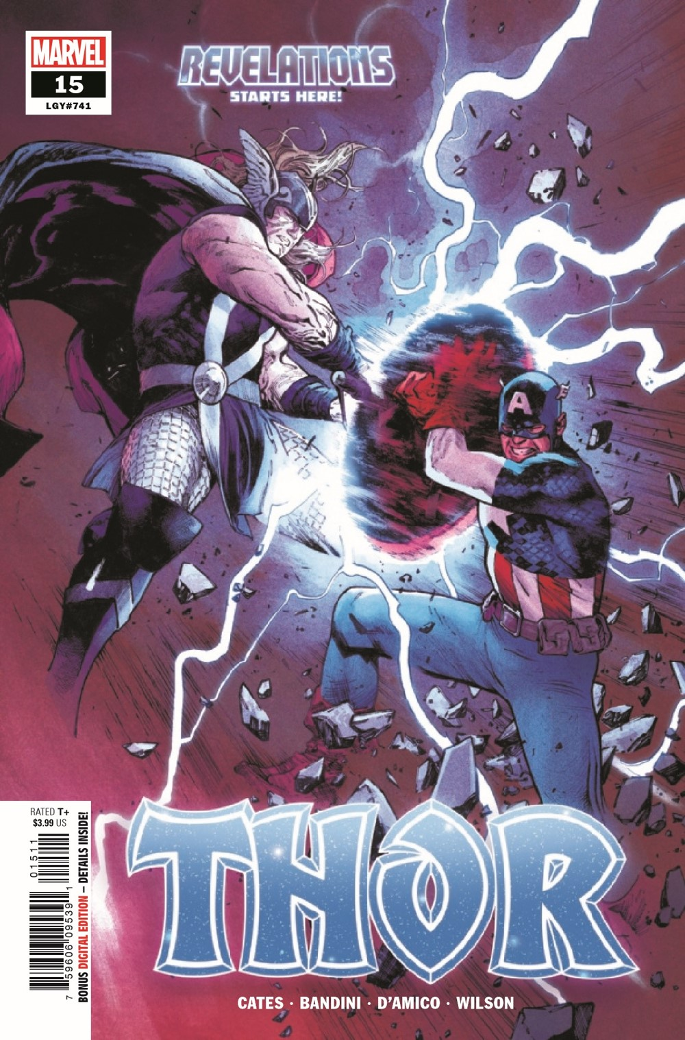 THOR2020015_Preview-1 ComicList: Marvel Comics New Releases for 07/14/2021