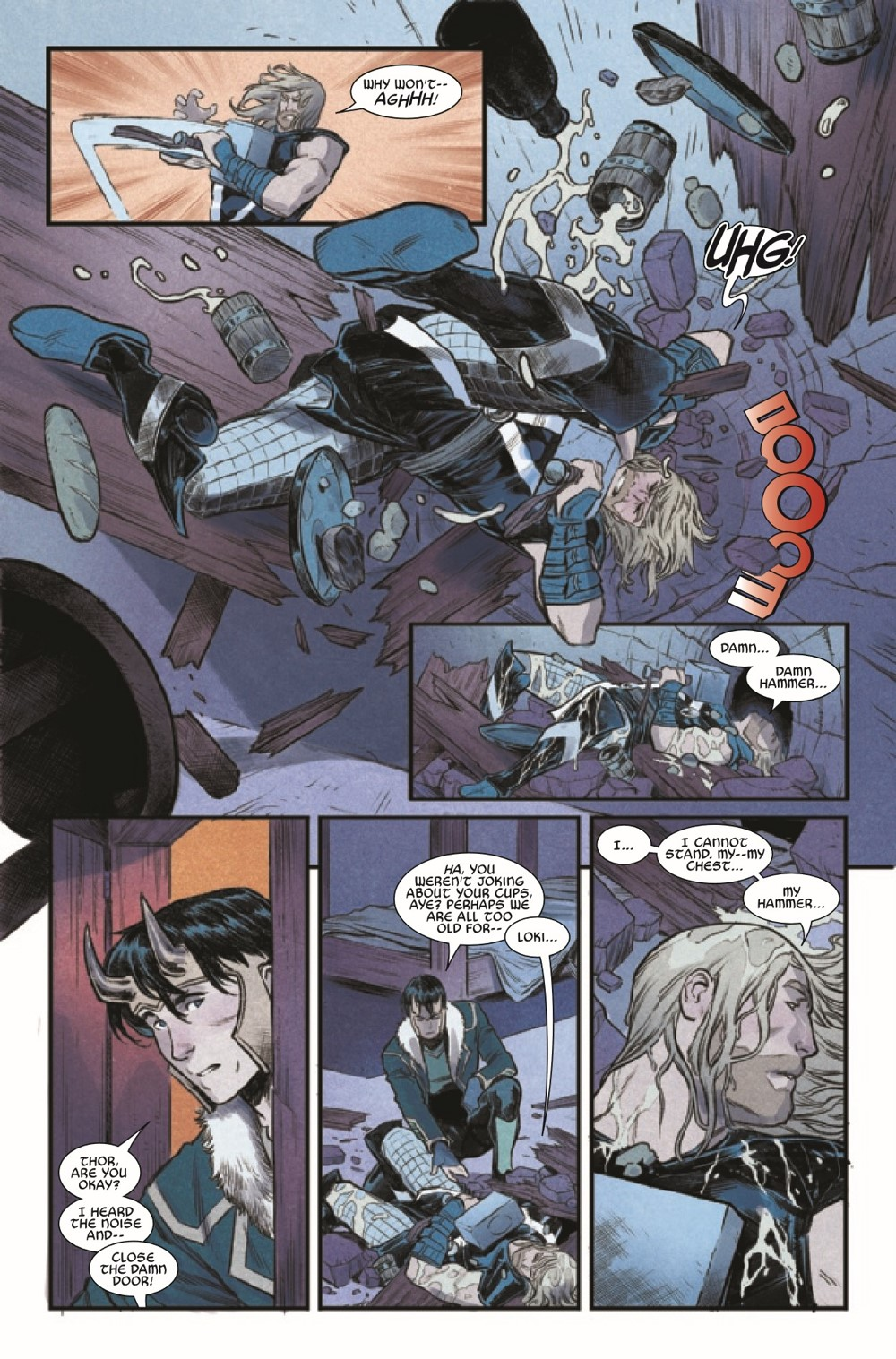 THOR2020015_Preview-4 ComicList Previews: THOR #15