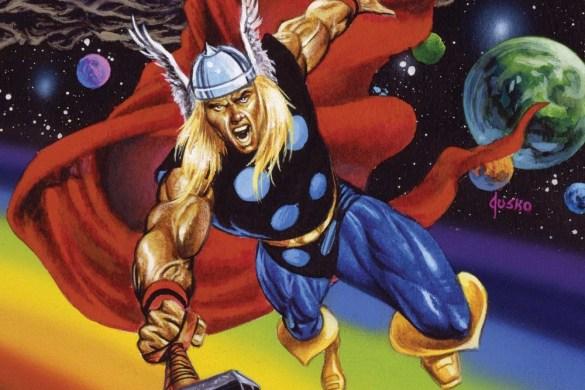 THOR2020018_MP_VAR Joe Jusko masters the art of Marvel Masterpieces trading card illustrations
