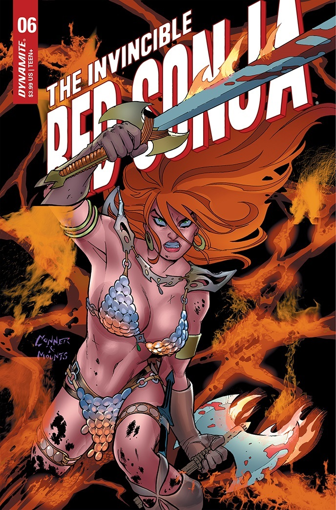 TIRS-06-06011-A-Conner Dynamite Entertainment October 2021 Solicitations