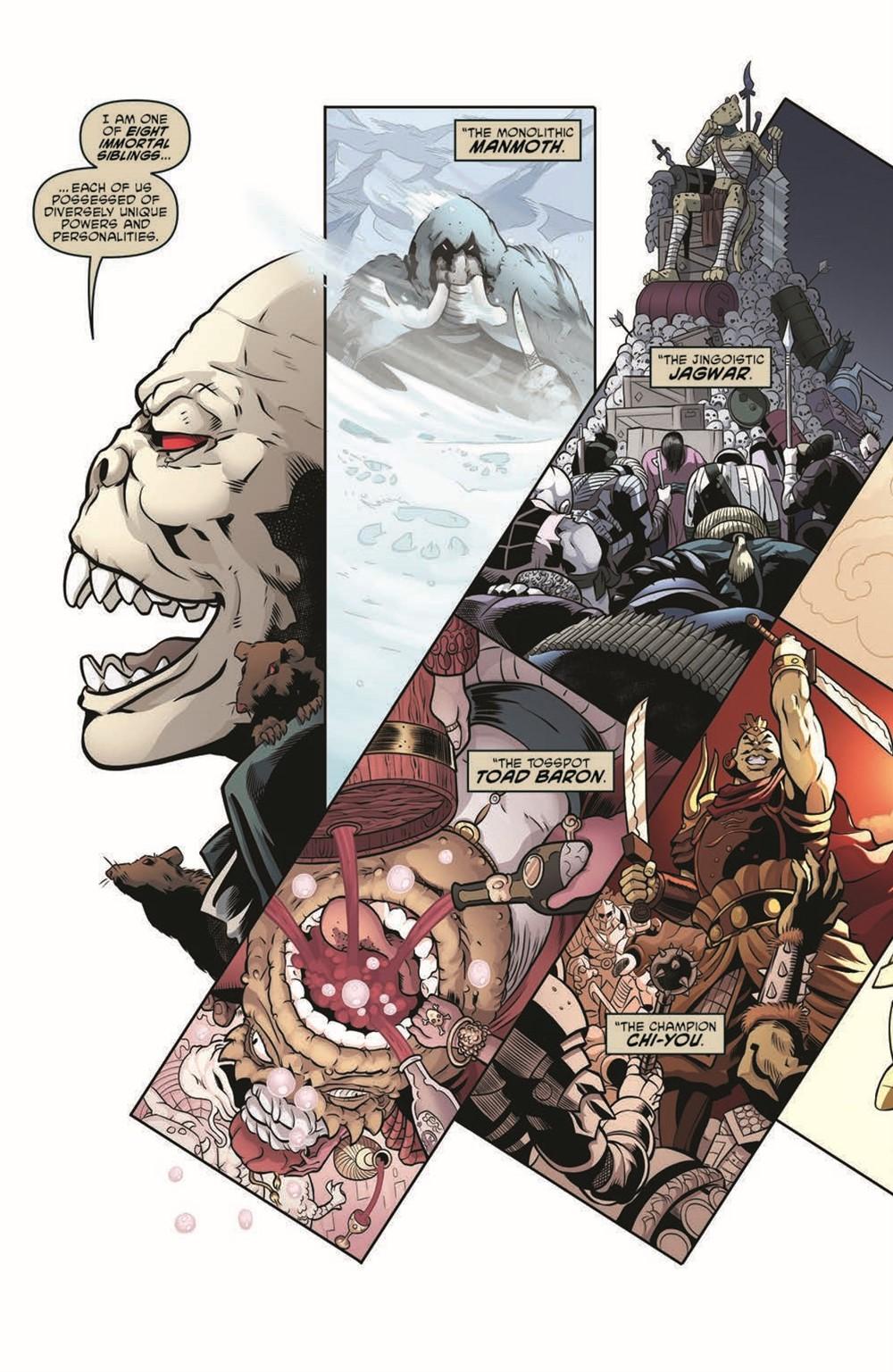 TMNT-Annual2021_pr-4 ComicList Previews: TEENAGE MUTANT NINJA TURTLES ANNUAL 2021