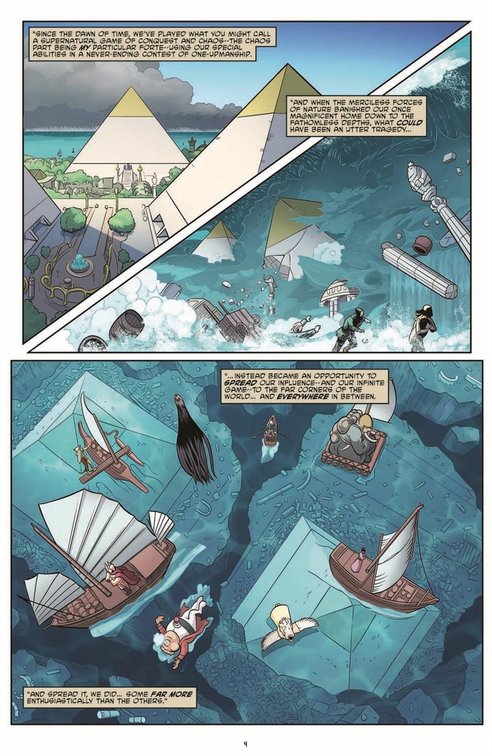 TMNT-Annual2021_pr-6 ComicList Previews: TEENAGE MUTANT NINJA TURTLES ANNUAL 2021