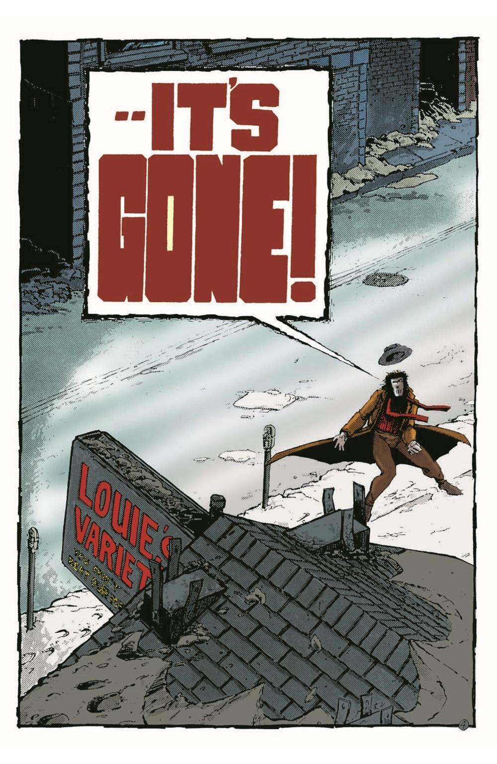 TMNT-Bestof-Casey_pr-7 ComicList Previews: TEENAGE MUTANT NINJA TURTLES BEST OF CASEY JONES #1
