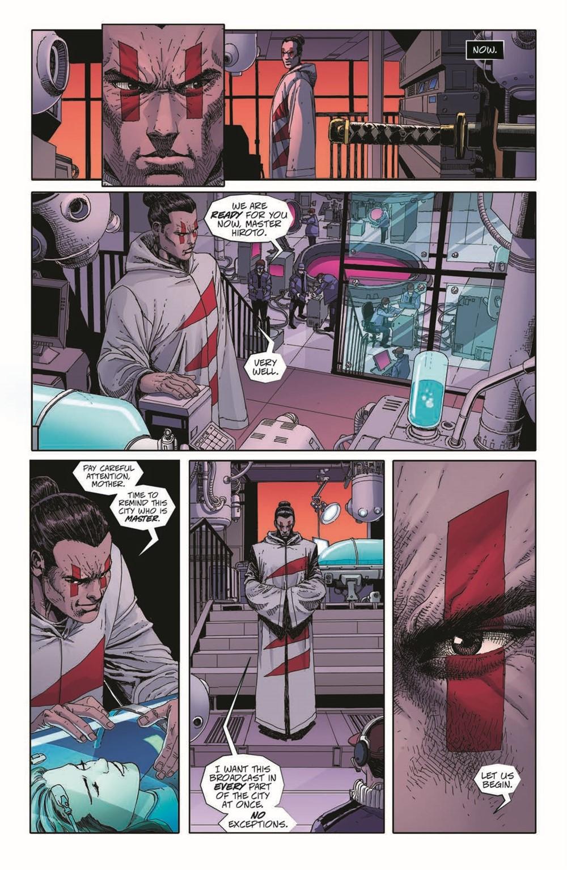TMNT-LastRonin03_2nd_pr-5 ComicList Previews: TEENAGE MUTANT NINJA TURTLES THE LAST RONIN #3 (OF 5)(2ND PRINTING)