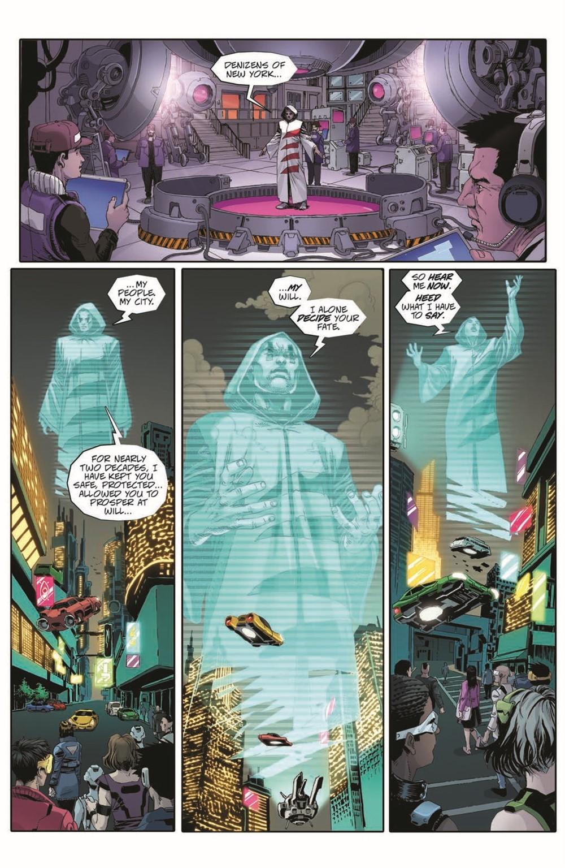 TMNT-LastRonin03_2nd_pr-6 ComicList Previews: TEENAGE MUTANT NINJA TURTLES THE LAST RONIN #3 (OF 5)(2ND PRINTING)