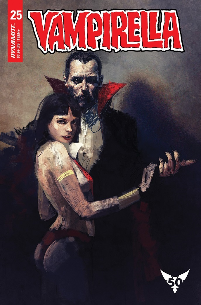 Vampi-25-25101-J-Matarazzo Dynamite Entertainment October 2021 Solicitations