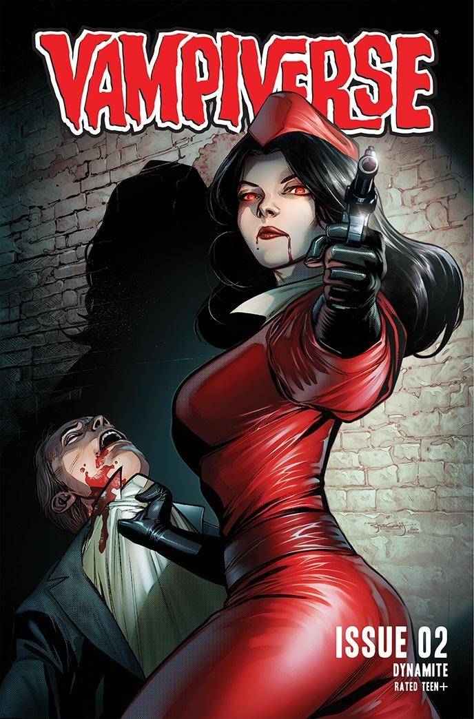 Vampiverse-02-02021-B-Segovia-1 Dynamite Entertainment October 2021 Solicitations
