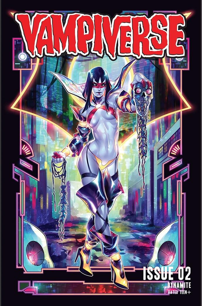 Vampiverse-02-02041-D-HETRICK-1 Dynamite Entertainment October 2021 Solicitations
