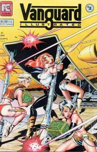 Vanguard-Illustrated-2-192x300 Hottest Comics for 7/15: Black Cat Steals the Top Spot