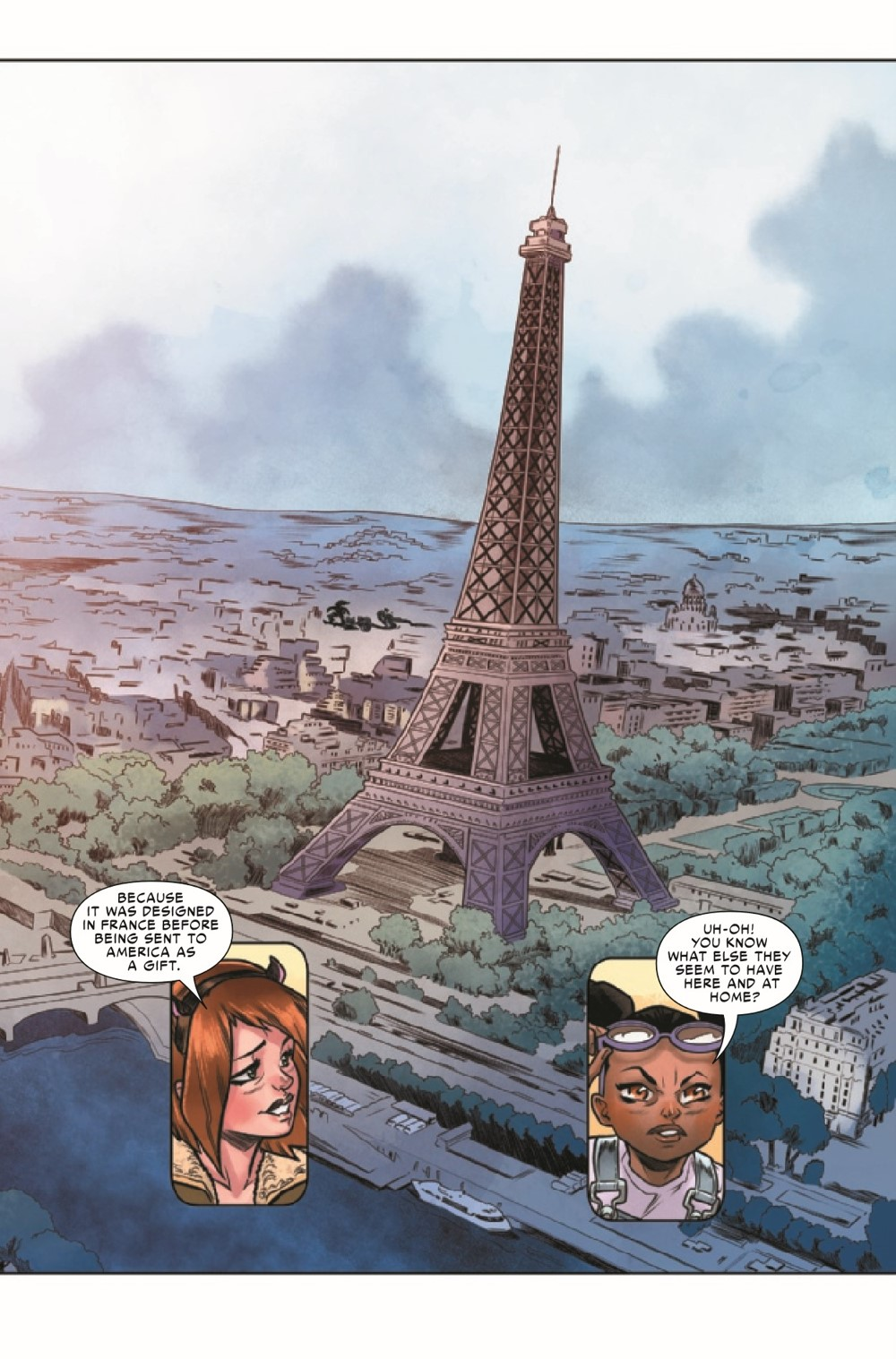 WEBOFSM2020003_Preview-7 ComicList Previews: W.E.B. OF SPIDER-MAN #3 (OF 5)