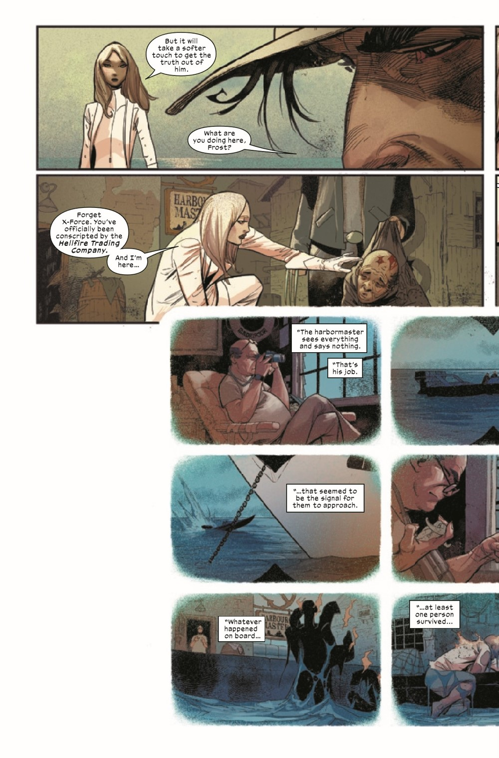 WOLV2020014_Preview-3 ComicList Previews: WOLVERINE #14