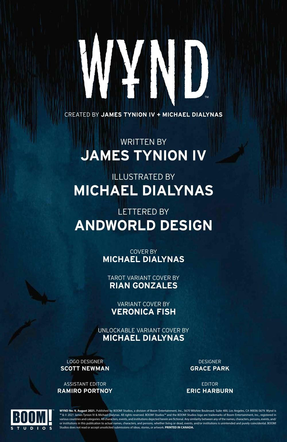 Wynd_009_PRESS_2 ComicList Previews: WYND #9