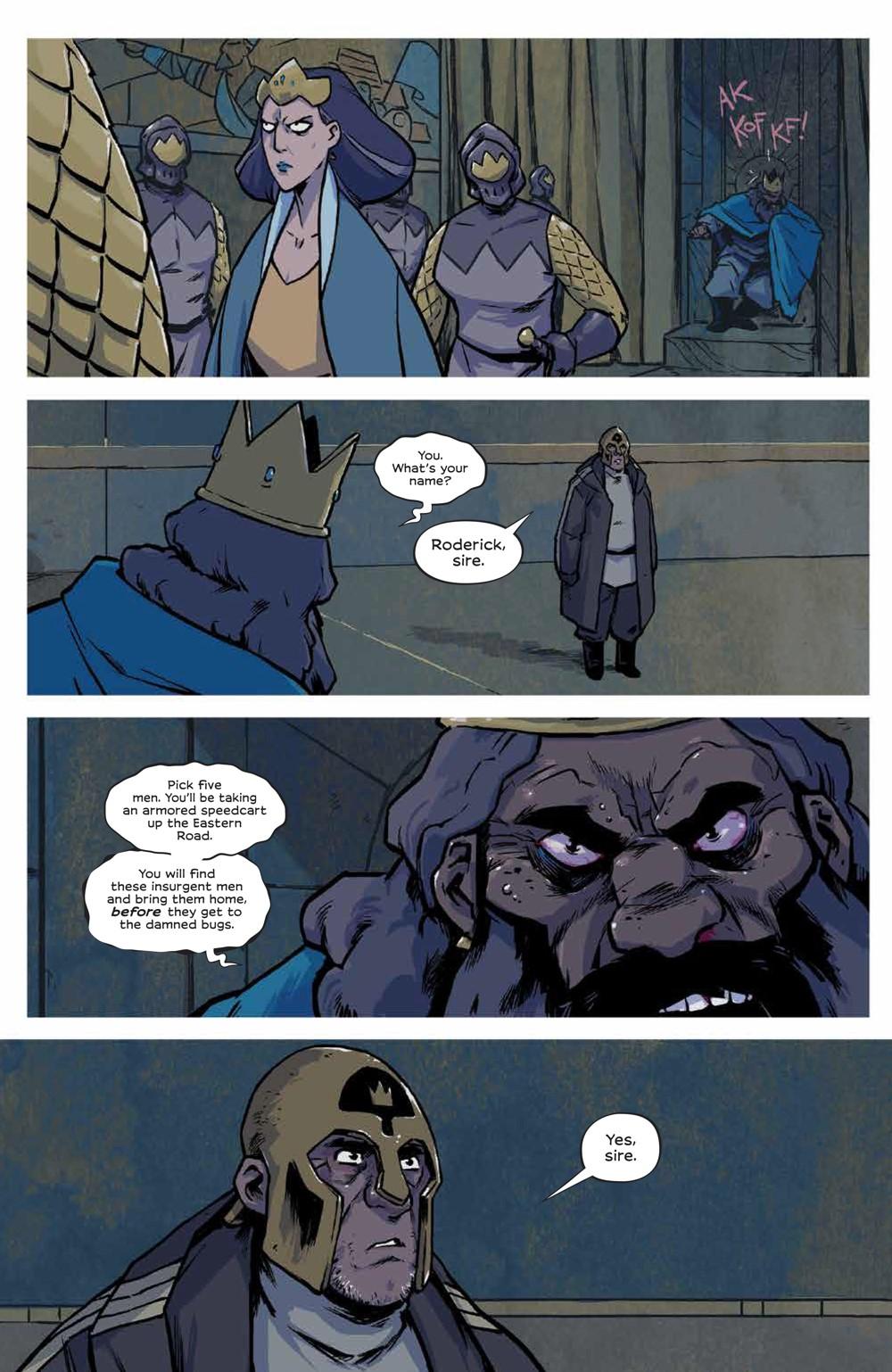 Wynd_009_PRESS_6 ComicList Previews: WYND #9