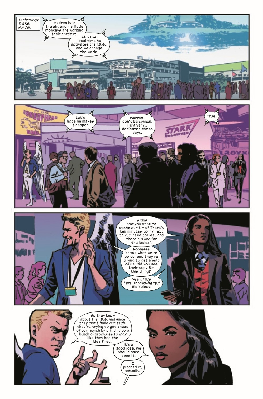 XCORP2021003_Preview-2 ComicList Previews: X-CORP #3