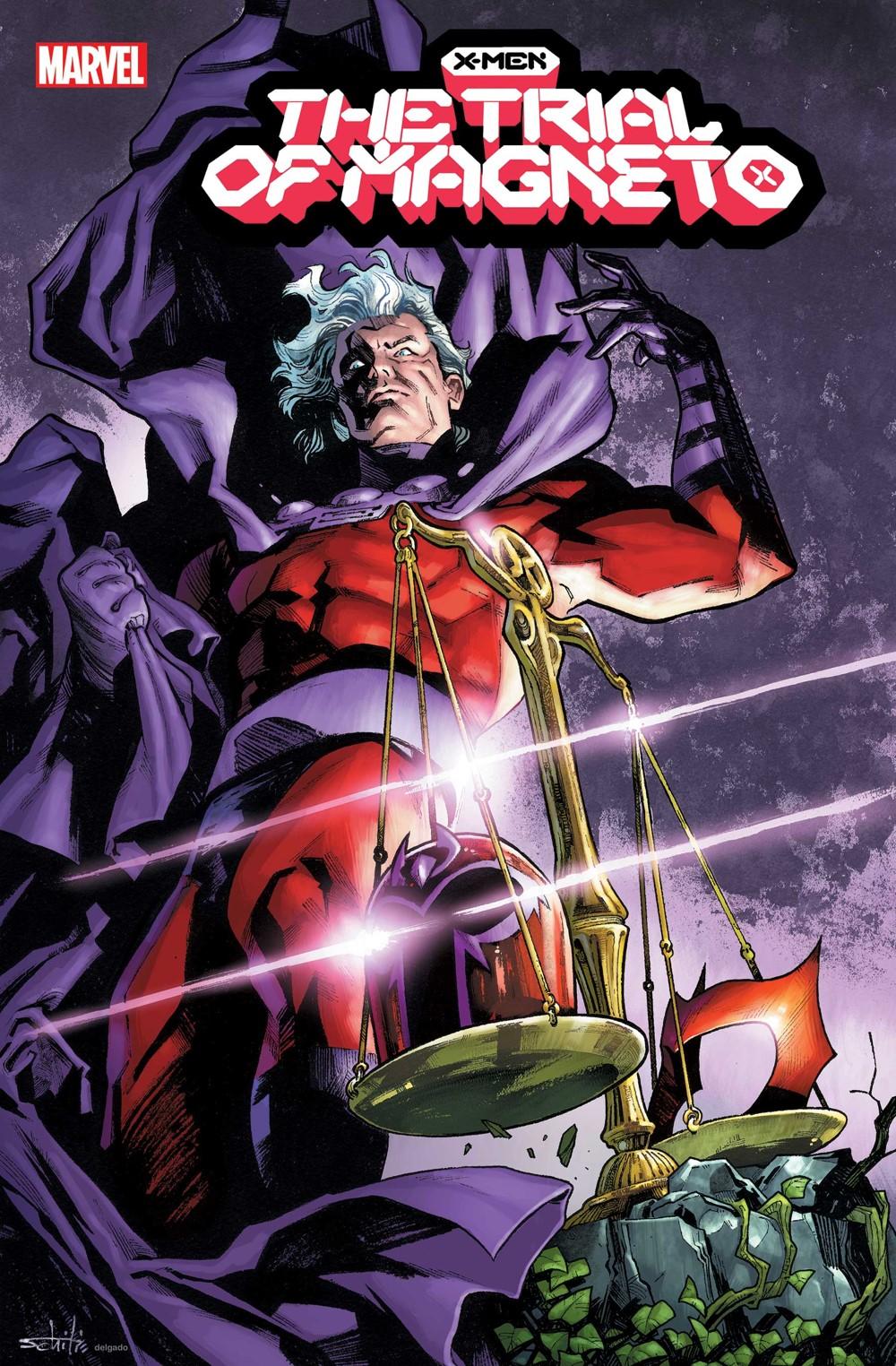XMENTRIAL2021003_Cov Marvel Comics October 2021 Solicitations