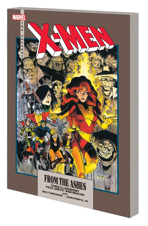 XMEN_FTA_NP_TPB Marvel Comics October 2021 Solicitations