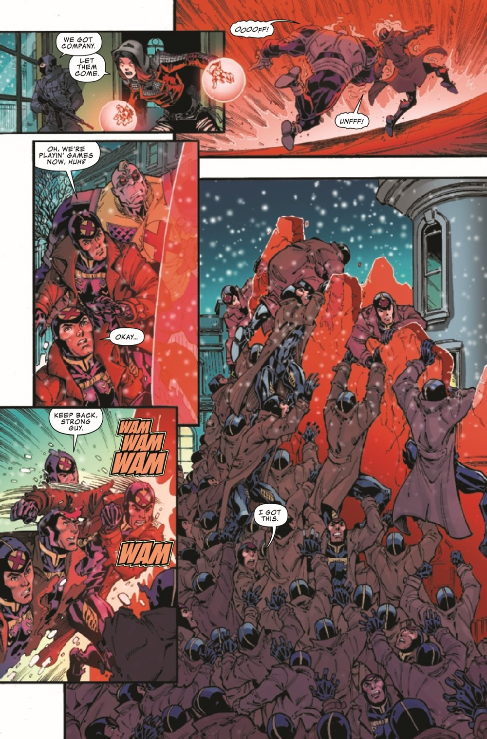 XMLEGENDS2021005_Preview-5 ComicList Previews: X-MEN LEGENDS #5