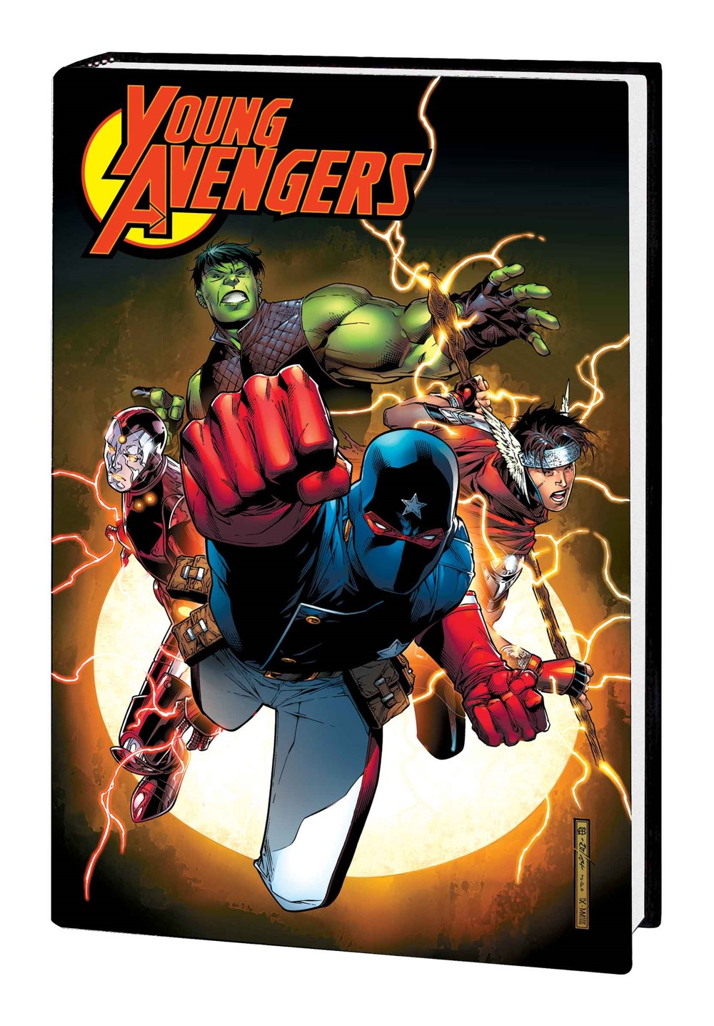 YNGAVNHCOMNIHC_cover Marvel Comics October 2021 Solicitations
