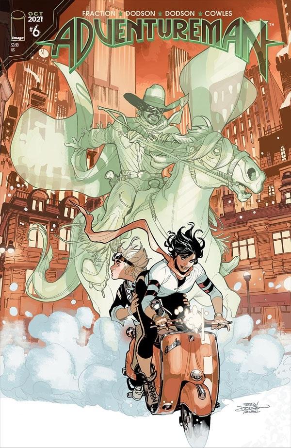 adventureman06 Image Comics October 2021 Solicitations