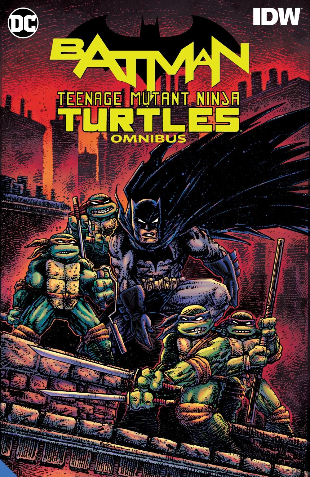 batmantmnt-omni_adv DC Comics October 2021 Solicitations