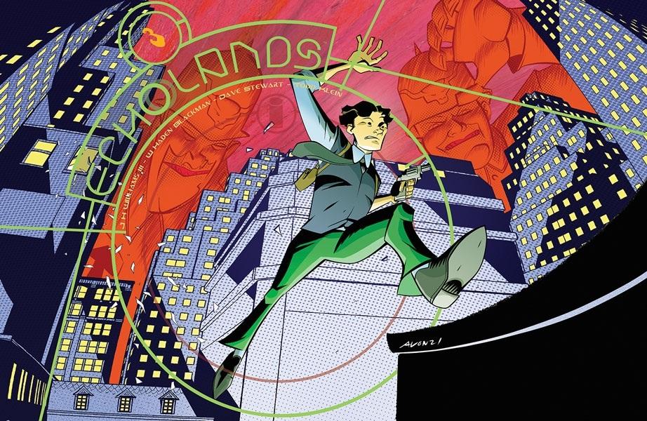 echolands03b Image Comics October 2021 Solicitations