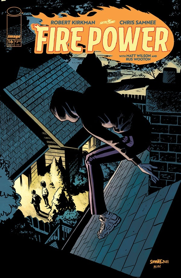 firepower16 Image Comics October 2021 Solicitations