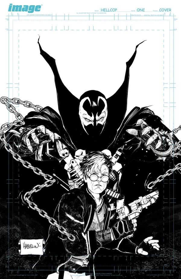 hellcop01f Image Comics October 2021 Solicitations