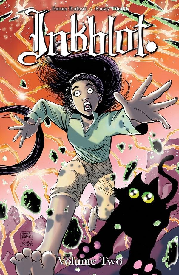 inkblot_tp2 Image Comics October 2021 Solicitations