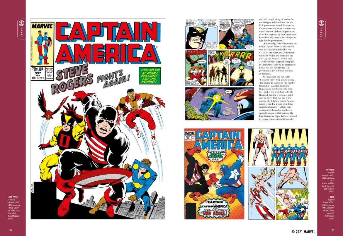 spread_5 ComicList Previews: MARVEL COMICS CAPTAIN AMERICA THE FIRST 80 YEARS