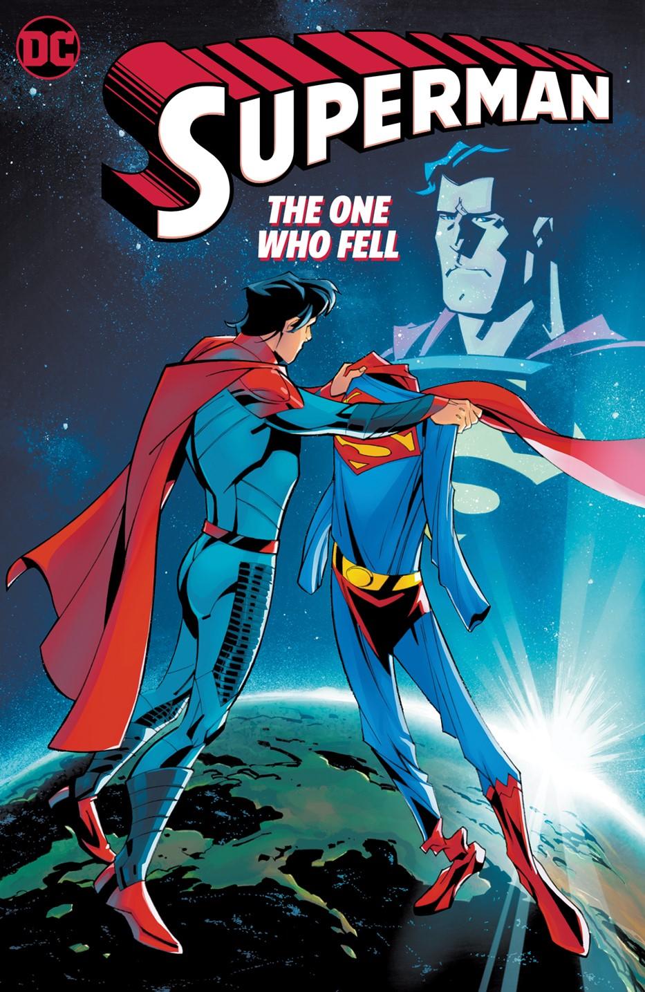 superman-vol1_adv DC Comics October 2021 Solicitations