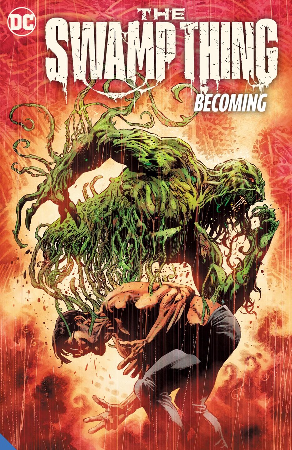 swampthing-vol1_adv DC Comics October 2021 Solicitations