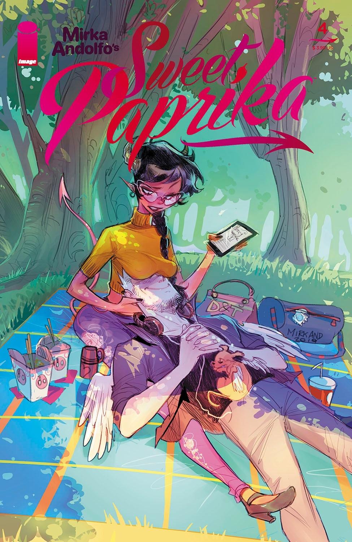 sweetpaprika04a_cov_dcd Image Comics October 2021 Solicitations