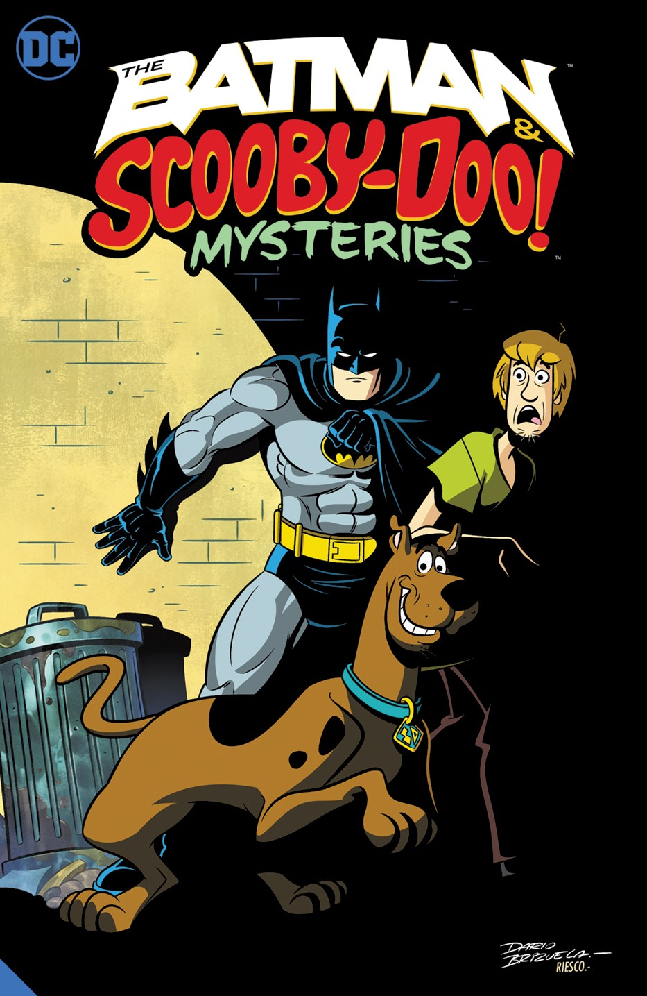 thebatmanscoobydoomysteries_adv DC Comics October 2021 Solicitations