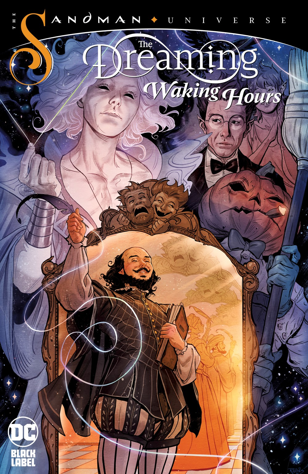 thedreamingwakinghours_adv DC Comics October 2021 Solicitations