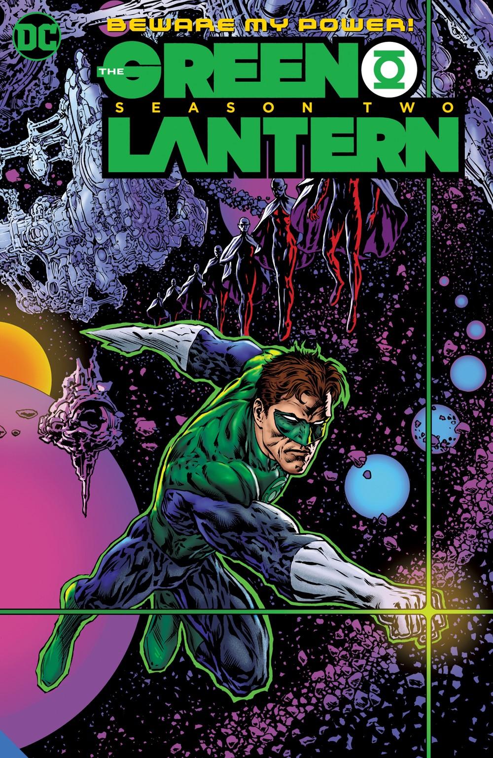 thegreenlanternseasontwo-vol1_adv DC Comics October 2021 Solicitations