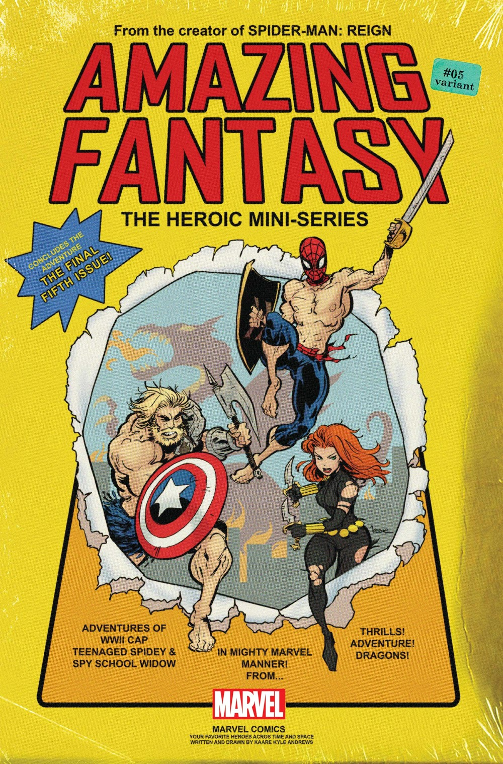 AMFAN2021005_Andrews_Var Marvel Comics November 2021 Solicitations