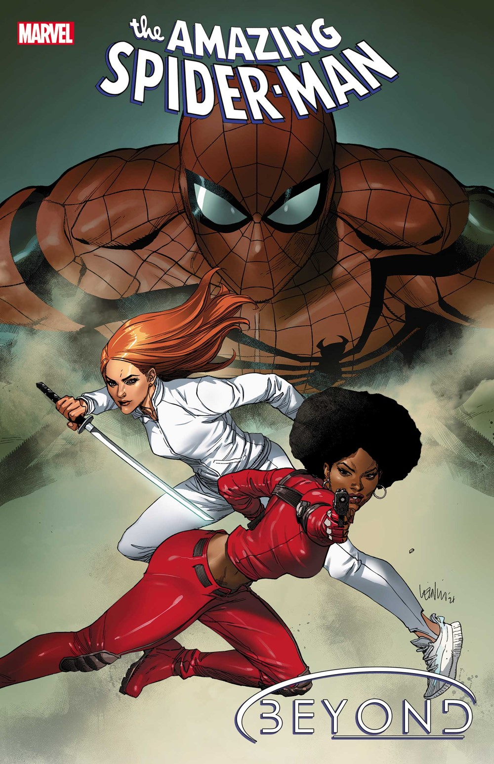 ASM2018078BEYcov-1 Marvel Comics November 2021 Solicitations