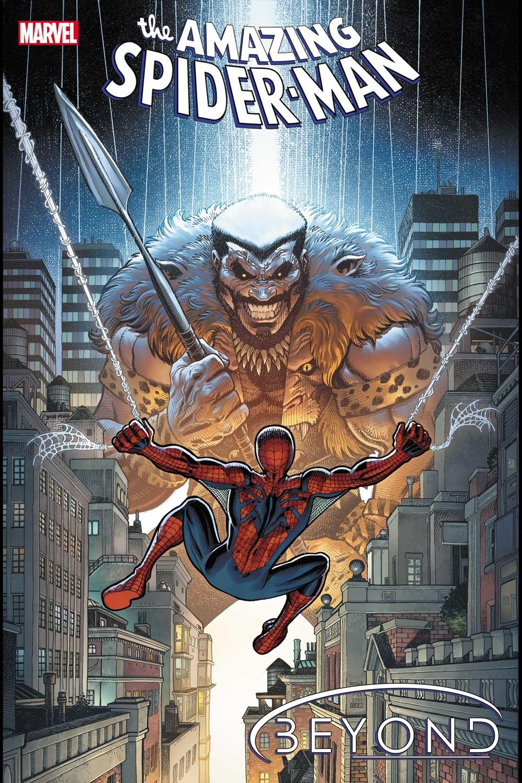 ASM2018079_cov-1 Marvel Comics November 2021 Solicitations